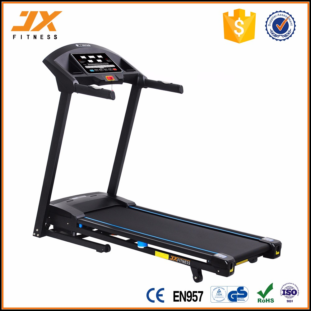 Compact Mini Electric Treadmill Picture View Treadmill