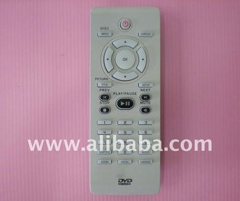 DVD remote control- Compatible for Philips