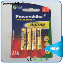 Top quality AA,AAA LR14 C AM2 size dry battery alkaline battery