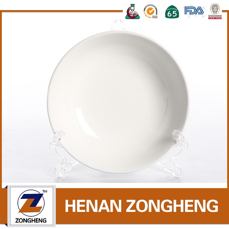 16pcs white porcelain dinnerware China Supplier