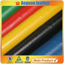 2015 low price high quality PVC synthetic leather T7117 for sofa,car seat,interior upholstery