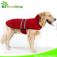Casual Canine Reflective Dog Jacket Pet Clothes For Wholesale Dog Clothes