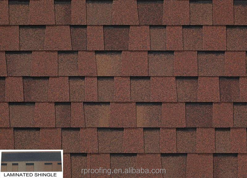 Wholesale laminated shingle asphalt roof,cheap roofing materials for wholesales