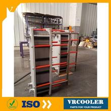 air handling unit titanium coil heat exchanger