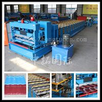 glazed roof panel corrugation forming machine, roof tiles machine south africa