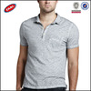 Custom made wholesale dri fit polo shirts for men side slit polo shirt cotton with pocket