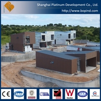 Health Medical Two Bedroom Prefab Homes