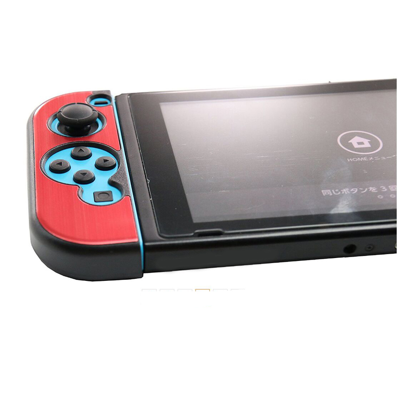 Aluminum Protective Case For Nintendo Switch Joy-con Controller