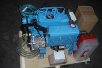 three cylinder engine HF-3M78 for marine