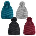 wholesale custom embroidered logo adult wool beanie hats