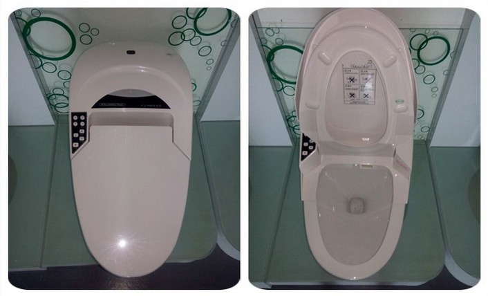 736A(S) smart toilet new model full intelligent toilet bidet toilet seat