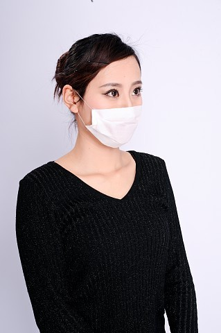 Paper Face Mak disposable face mask