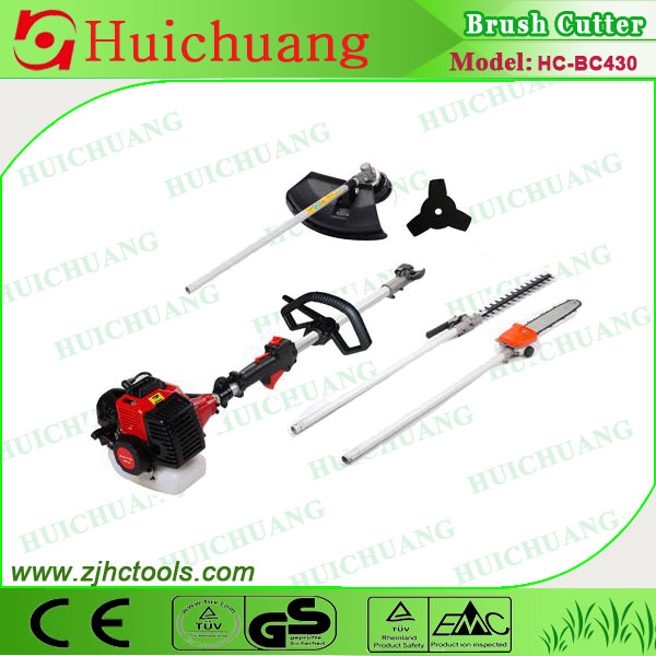 4 in 1 gasoline multifuction garden tool