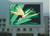 P6mm full color outdoor SMD LED display led transparent screen signs used outdoor led signs for sale