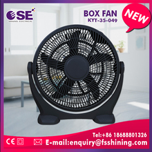 high quality copper motor walgreens wholesale box fan specifications