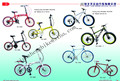 Wholesale Light Weight Folding Bicycle\Bike Aluminum Alloy Frame Foldable Bicycle