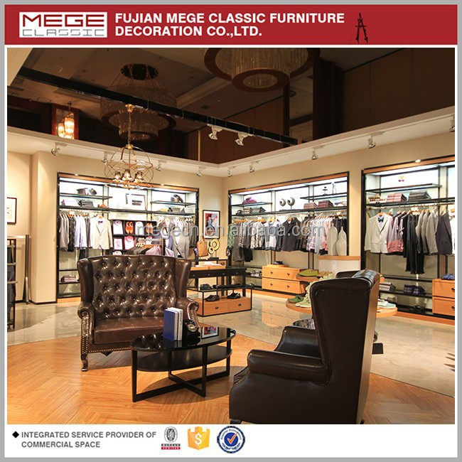 High end sofa leather furniture for clothes shop buy for High end furniture shops