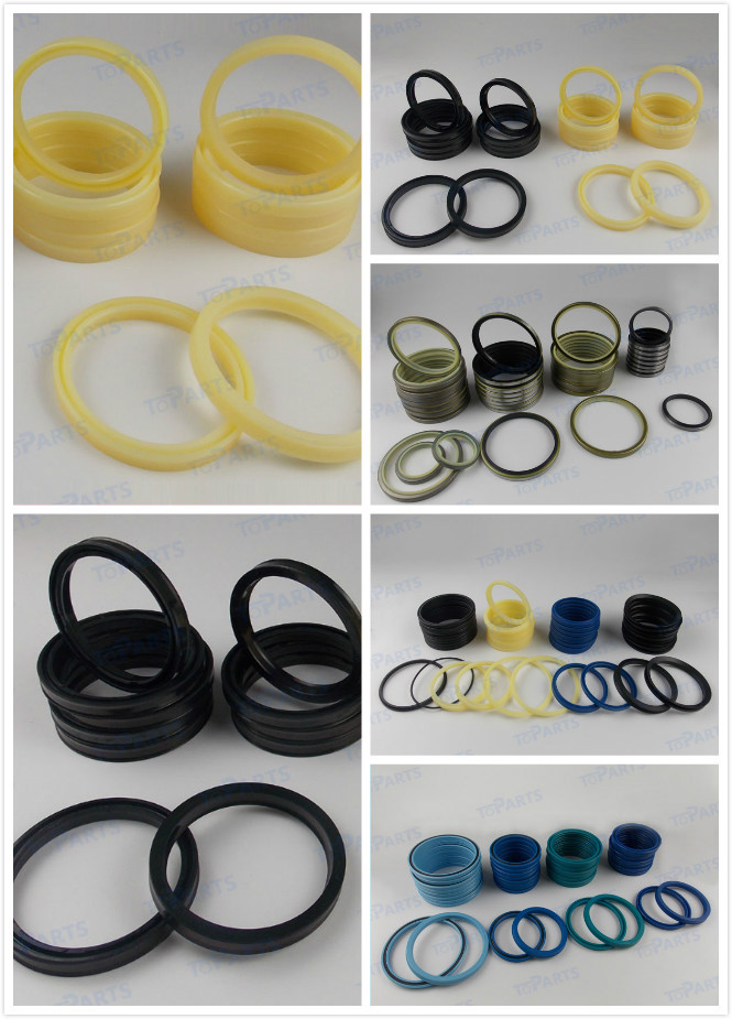 707-98-25320 hydraulic cylinder seal kit GD555-3C Motor Grader repair kits spare parts