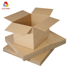 Custom carton Packing paper box with specification/paper corrugated box for promotion