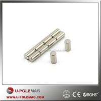 Strong Diametrically Magnetized Cylinder Neodymium Magnet