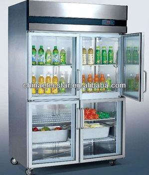 commercial kitchen Reach-in Refrigerator, Conforms to UL/NSF and Energy Star Pending