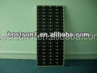 2012 Good New solar panel for home use 60W