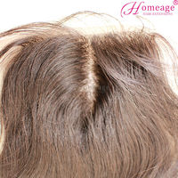 homeage natural hair line lace closure, new hair product