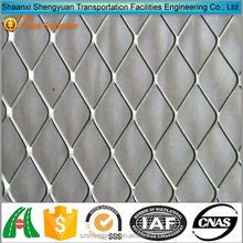 Low price expanded metal stainless steel diamond mesh grill for sale