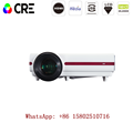 CRE X1500 HD LED Video Home Theater Projector With Full Sealed Dustproof Optical Engine Single LCD Style Projector