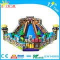 animals prison police giant kids outdoor big inflatable slides sport game