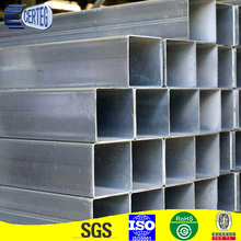STKM 11A Galvanized Round Rectangular Square Mild Steel Pipes Sizes