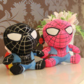 Top quality hot plush spider-man / 2014 Hot Sell Stuffed Plush Toy spider-man