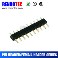 FC-10P 1.3x1.1mm Smt Type with Cap Header Connector