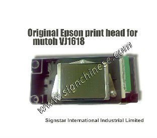 dx5 eco solvent printhead for mutoh Valuejet 1604 printer