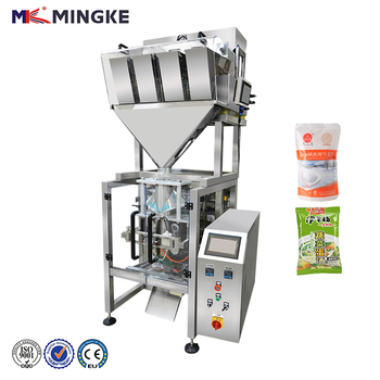 large vertical automatic detergent powder filling packing machine