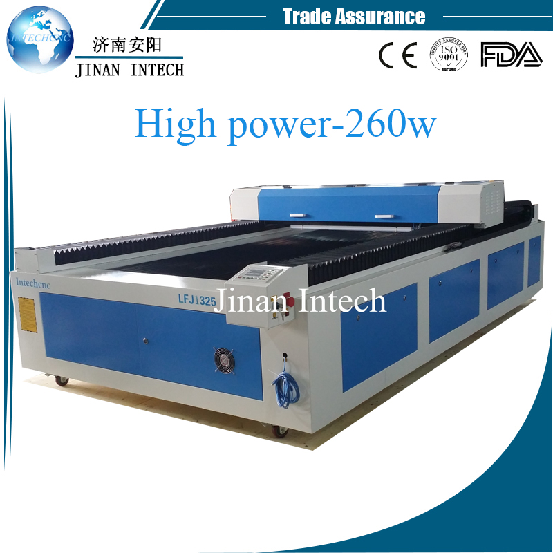 For hard plywood EFR F-220 1300x2500mm jewelry laser engraving machine