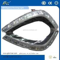 (10-12) Car Led DRL for Hyundai Sonata Led Daytime Running Light