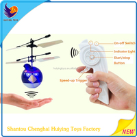 Remote Control Flying Bird Toy With LED Light HY-820A Toy Flying Saucer Remote Control New Flying Helicopter New Flying Bird Toy