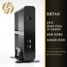 Wholesale OEM i7 bulk cpu ultra mini pc computer tower