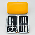 5pcs personalized manicure set in PU case