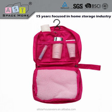 2015 New design multi-function hanging travel toiletry bag