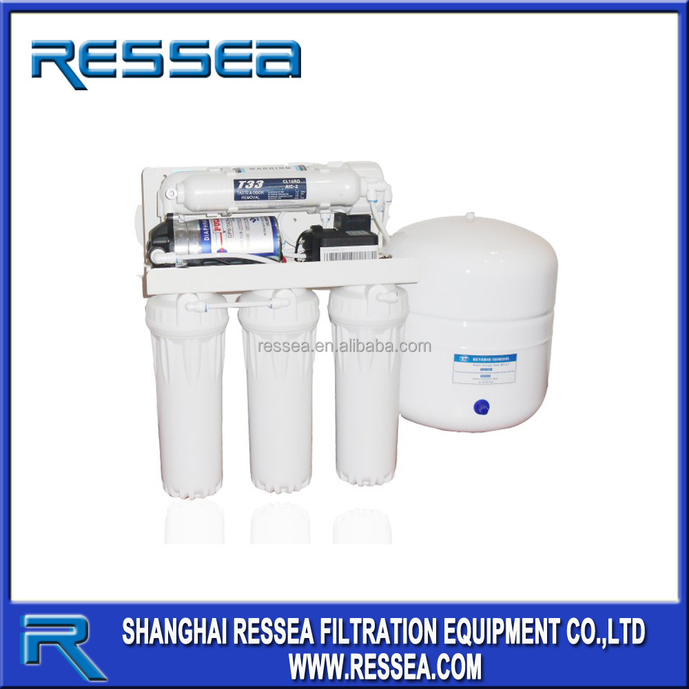 china supplier 5 stage reverse osmosis systems for chickens water purification
