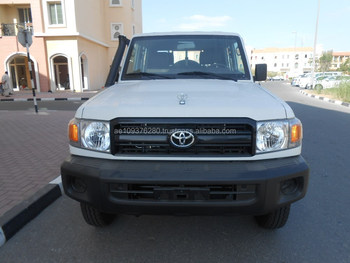 LAND CRUISER PICK UP DOUBLE CABIN
