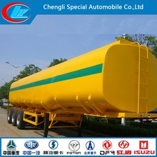 Stainless Steel Fuel Tank Trailer, 30000-80000 Liters Oil Tanker Semi Trailer,ASME fuel Tanker Trailer