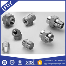new arrival thread brass pipe fitting joint, high pressure multiple ways rotary joint water swivel connector