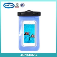 universal ultra thin mobile waterproof case for cellphone