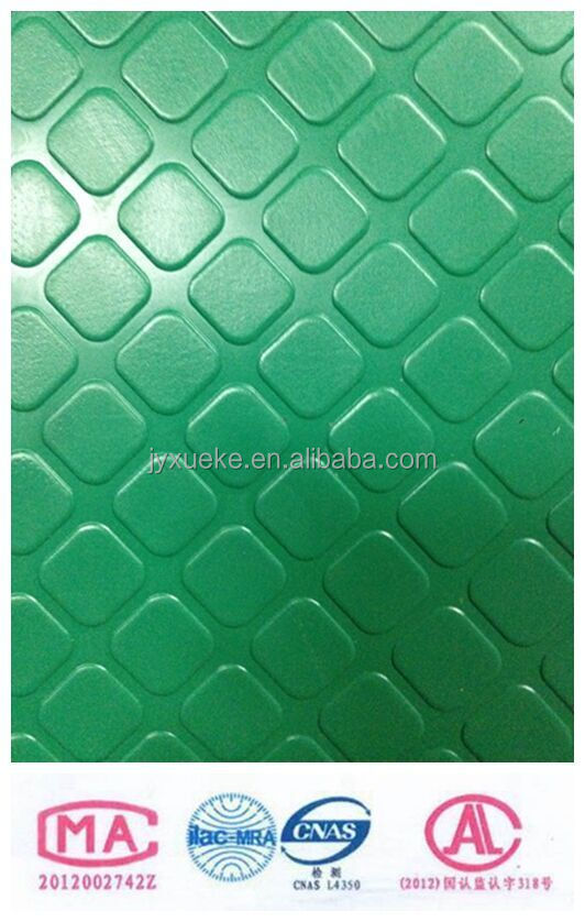 1.5mm thickness plastic pvc oven mat used in America