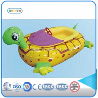 Turkle Drifting Boat - 2016 hot sales Inflatable Swimming Toys For Kid play on water game