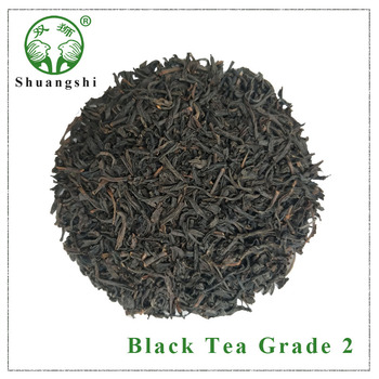 Loose Tea Style high A grade black tea price in europe standard