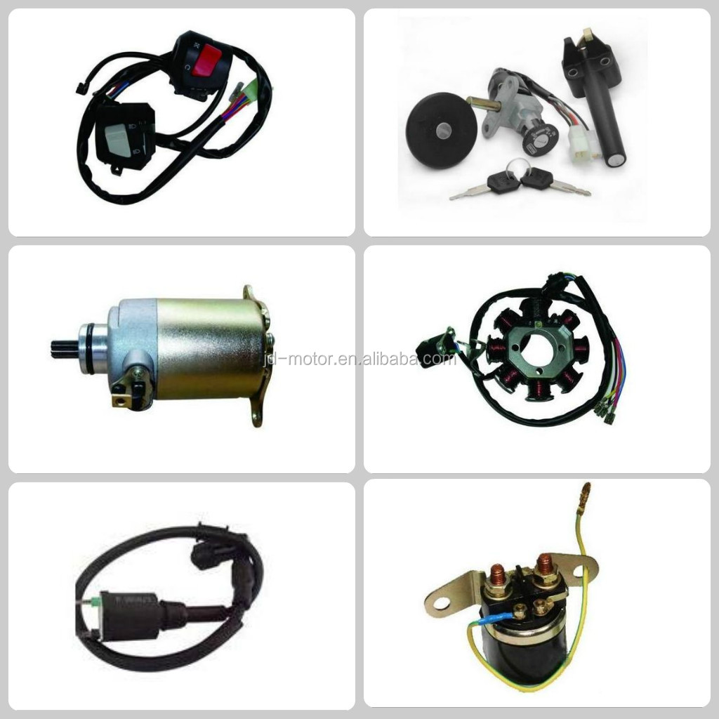 Jetar supplier motorcycle electric parts jawa 350 & 12v dc motor